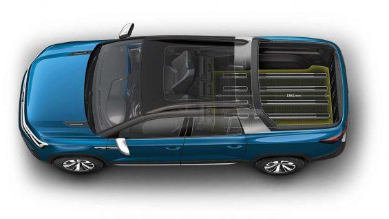 volkswagen tarok concept cima media da cacamba