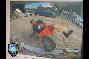Homem finge que foi atropelado, mas carro 'desmente'; veja o vídeo