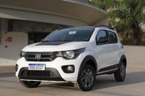 [Avaliação] Fiat Mobi Trekking é a porta de entrada aos aventureiros