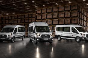 Transit irá estrear nova divisão de veículos comerciais da Ford