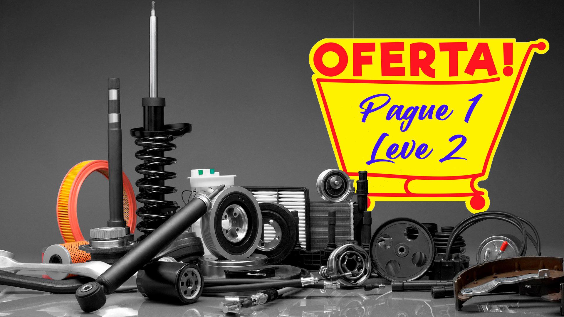 Atente-se a peças de carro com preços muito baixos. Pode ser uma furada