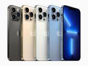 apple iphone 13 pro opcoes de cor