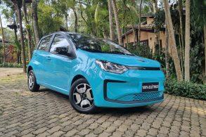 JAC E-JS1: com toque de VW, carro elétrico mais barato do Brasil agrada
