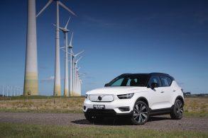 Volvo XC40 Pure Electric é um 'Porsche acelerando', mas sem barulho e poluição