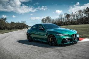 Alfa Romeo Giulia GTAm: aterradoramente rápido, assustadoramente caro