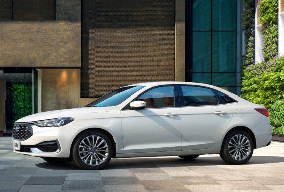 ford escort titanium chines 2021