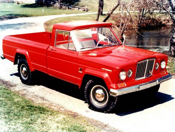 jeep gladiator 1963