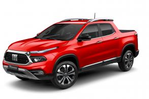 Novos opcionais deixam a Fiat Toro Volcano com cara de Ranch ou Ultra