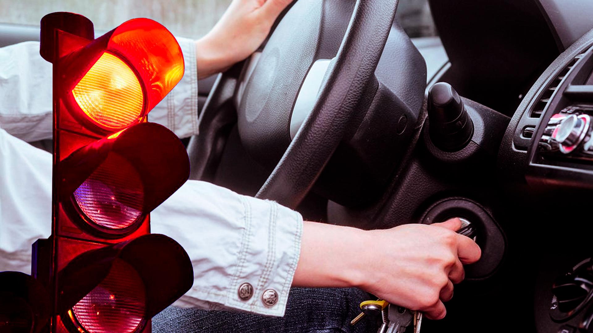 Desligar e ligar o motor do veículo no engarrafamento não é tão vantajoso assim como muitos pensam