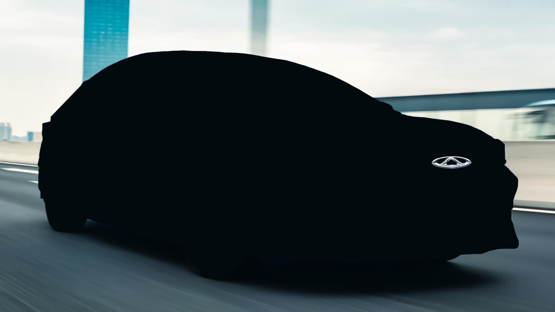 Novo sedan da Caoa Chery vai utilizar a plataforma do Arrizo 6