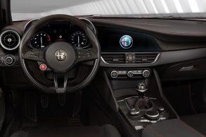 CEO da Alfa Romeo diz que central multimídia não é o foco da marca