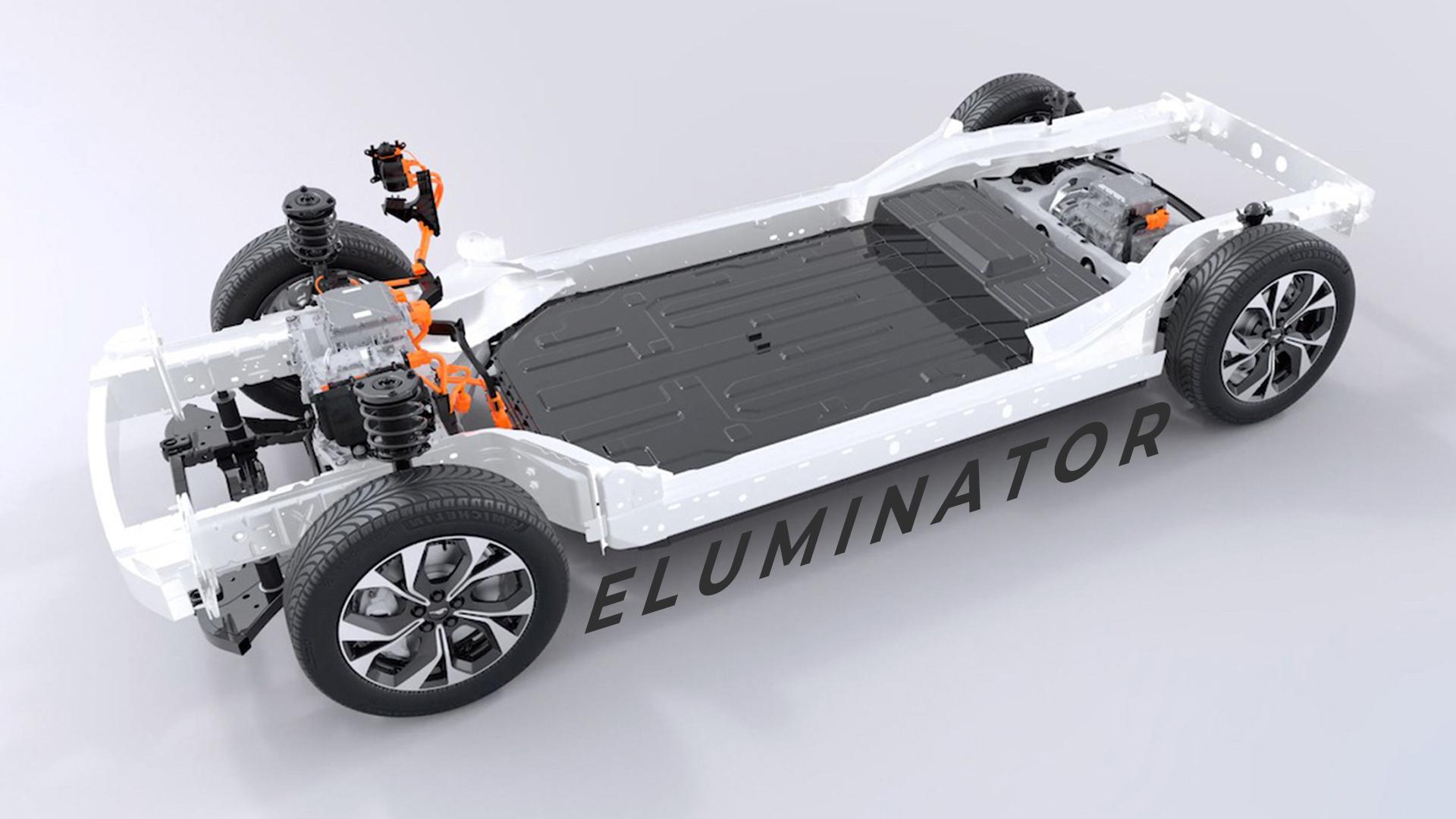 Ford lança motor elétrico Eluminator no dia 2 de novembro, nos Estados Unidos