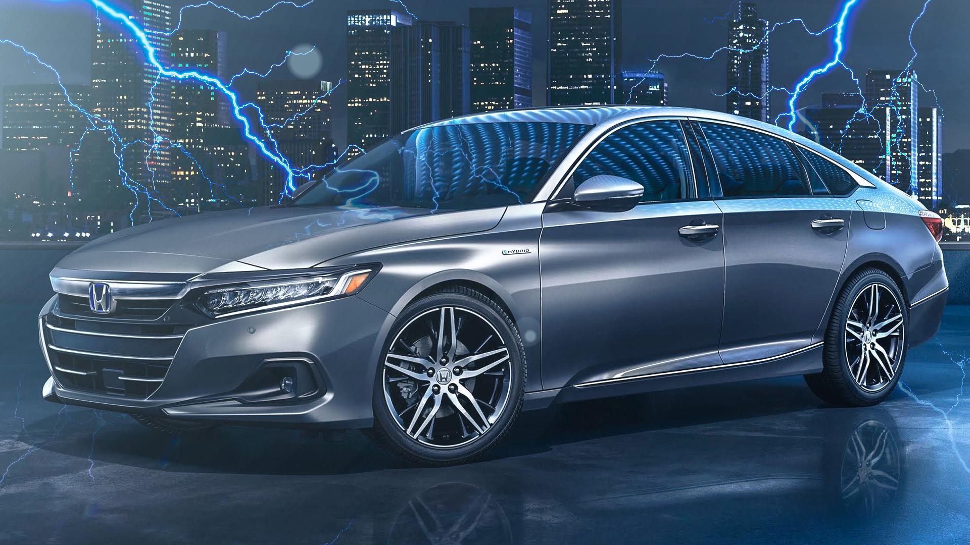 Mesmo sendo um veículo pesado, Honda Accord híbrido tem autonomia de 18 km/L na cidade