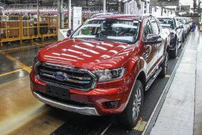 Após fechar fábricas no Brasil, Ford comemora 60 anos na Argentina