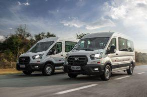 Nova Ford Transit traz bons atributos e tecnologia para o mercado de vans