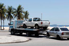 MP proíbe carro guinchado em blitz se não afetar a segurança do trânsito