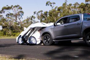 Entenda a diferença de segurança entre hatch, SUV e picape
