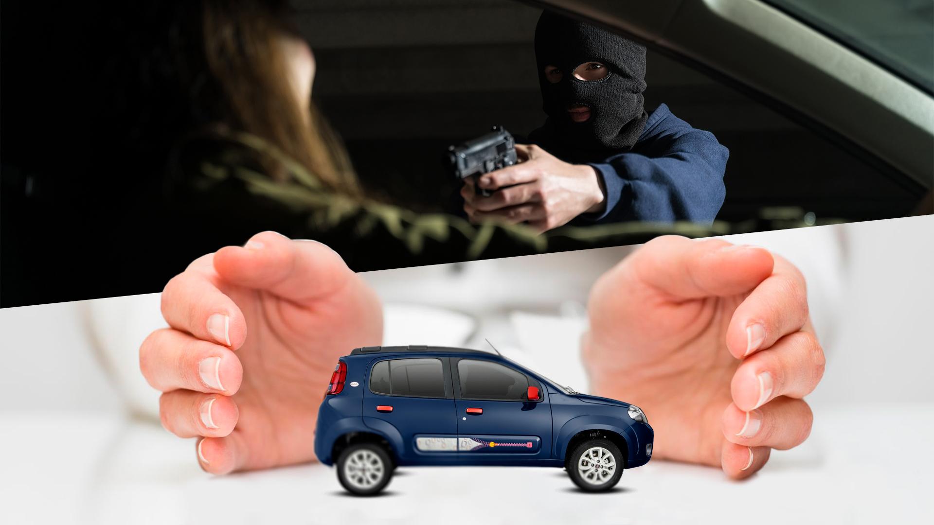 Fiat Uno é um dos modelos mais visados por ladrões de carros