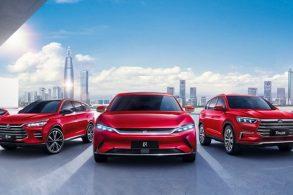 Automóveis ou sonhos chineses?