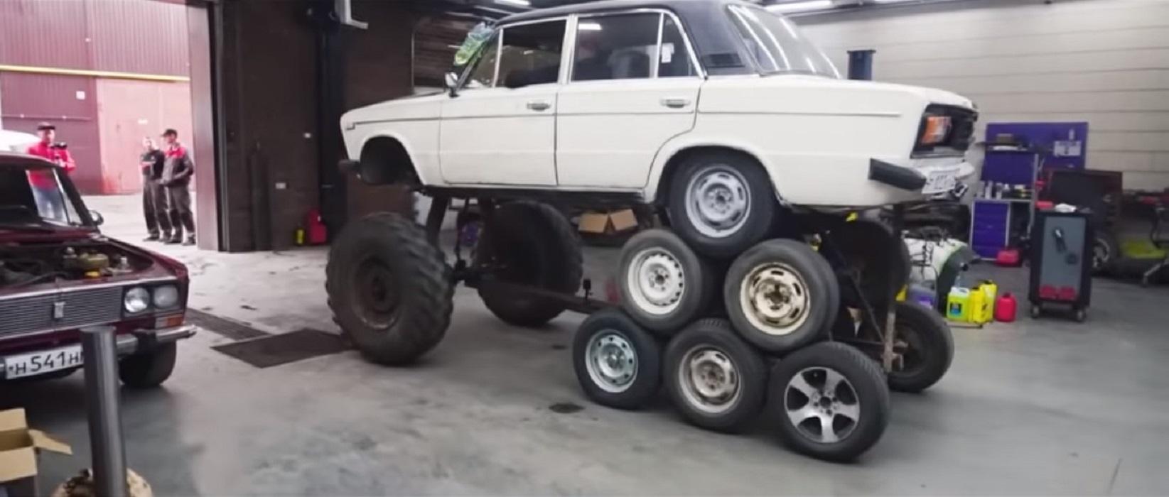 lada 14 rodas