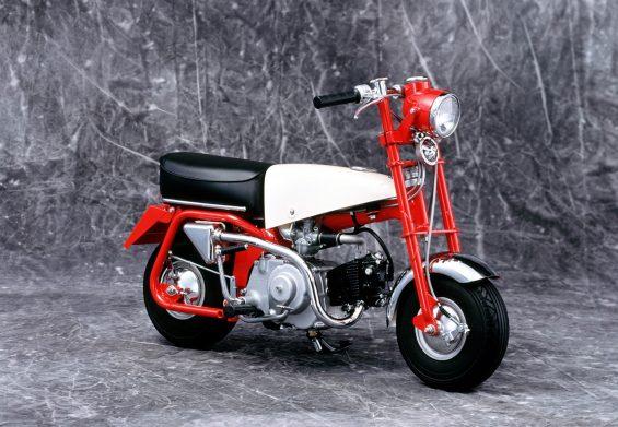 honda monkey 8 modelo pioneiro derivado do de 1961