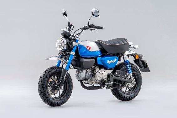 honda monkey 11 modelo 125 2022