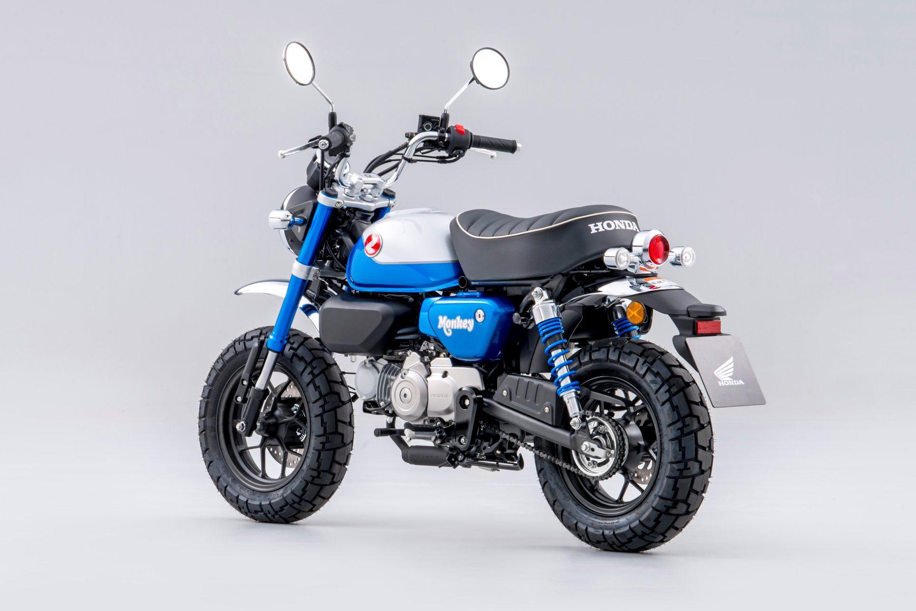 honda monkey 12 modelo 125 2022