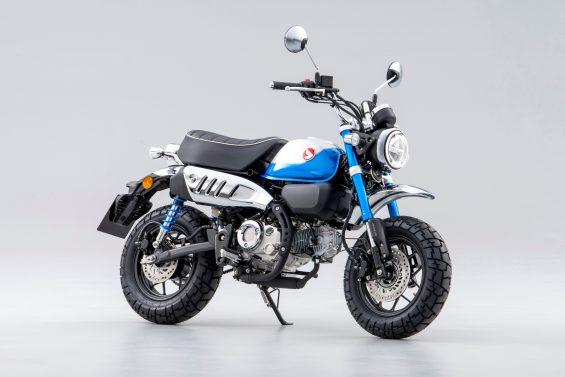 honda monkey 13 modelo 125 2022
