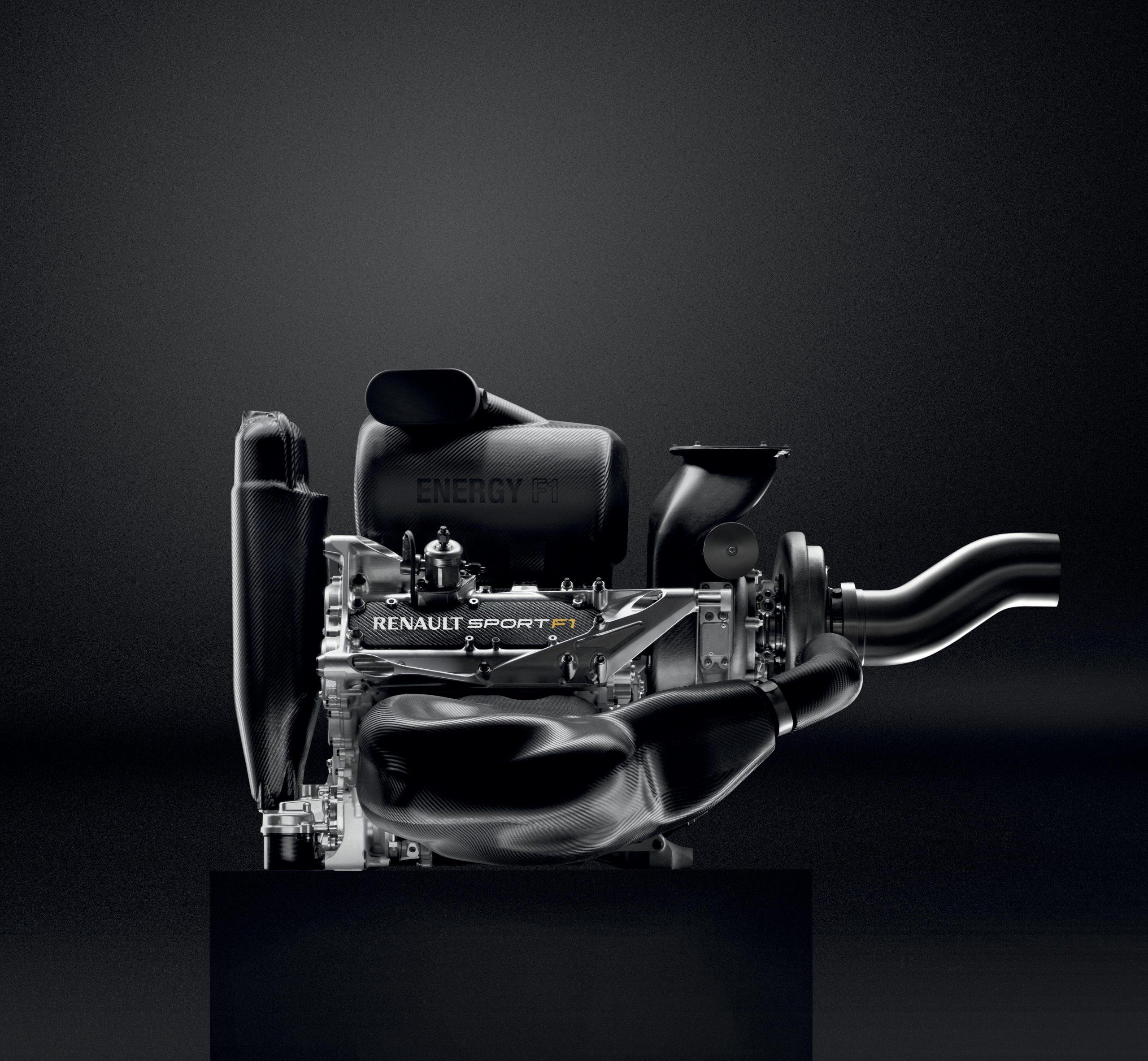 motor f1 renault 2020