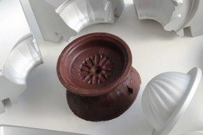 Empresa japonesa cria roda BBS comestível (sabor chocolate)