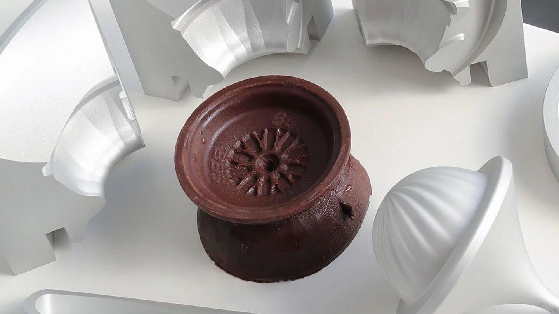 4design hanagata bbs molde roda chocolate