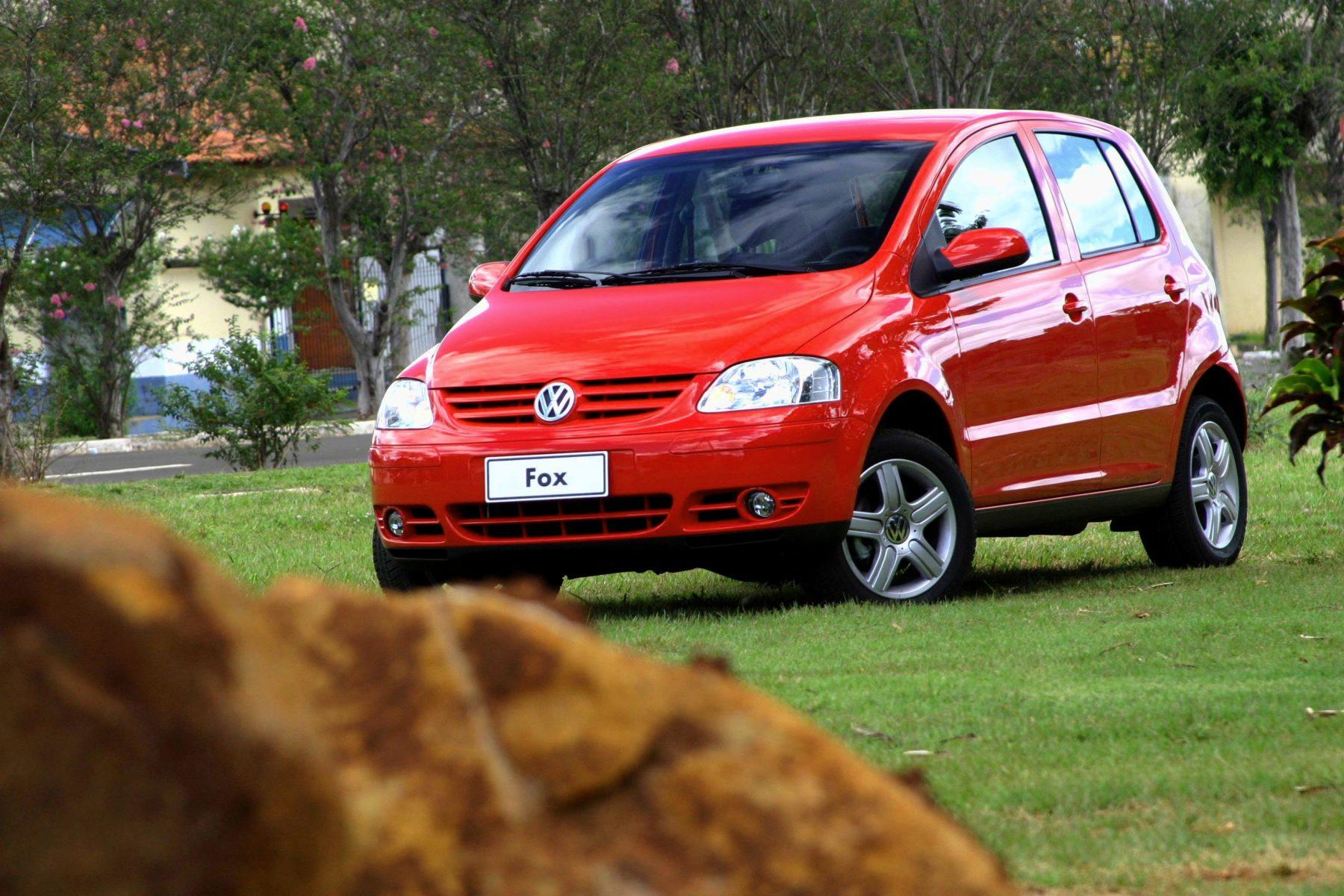 volkswagen fox 2003 2009 4 portas