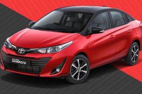 Toyota Yaris sai de linha... na Índia: vendas estavam muito fracas