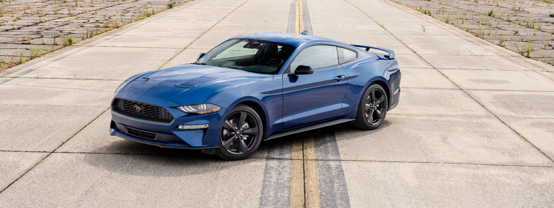 ford mustang stealth edition appearance package 9