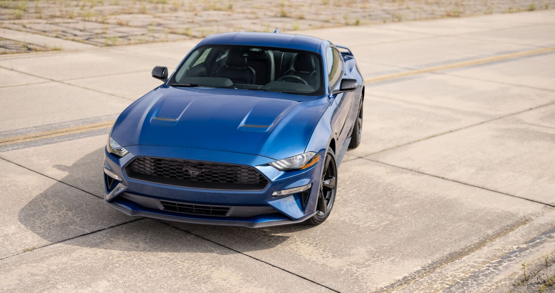 ford mustang stealth edition appearance package