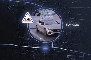 Sistema C-2-X avisa sobre buracos em tempo real