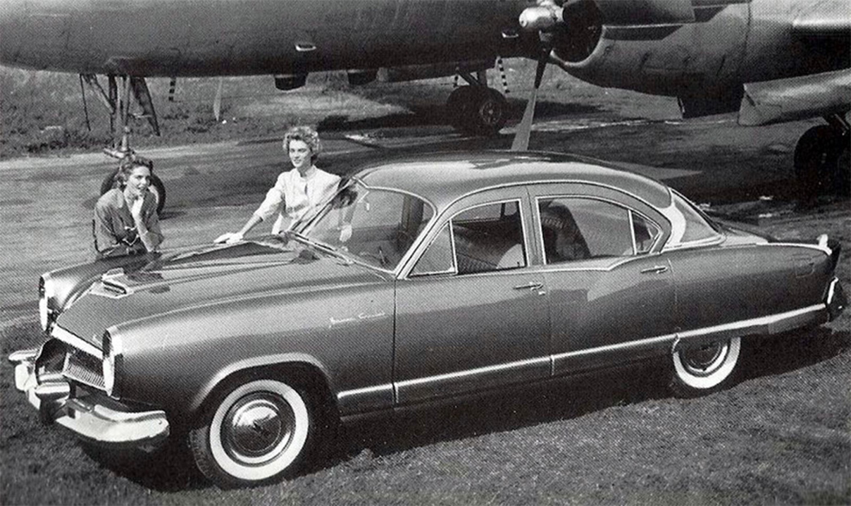 kaiser carabella lateral sedan feito na argentina