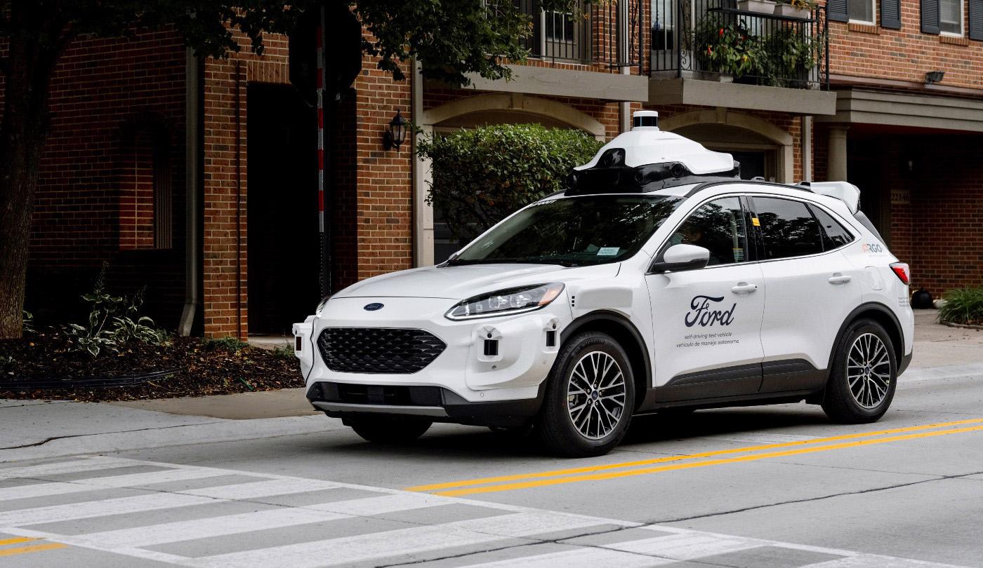 ford vai colocar seus carros autonomos para rodar em cidades americanas
