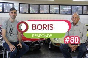Boris Responde #80 | Nova gasolina FIT UFC é aditivada? Airbag não abriu?