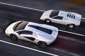 Nova Lamborghini Countach é renegada pelo criador da original