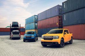 Ford Maverick desembarca no Brasil, mas vendas ainda demoram
