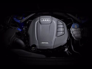 audi a4-20-tfsi-attraction-stronic-2017 motor