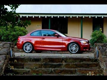 bmw 135i-coupe-2009 lateral