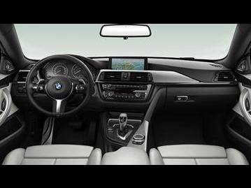 bmw 430i-gran-coupe-m-sport-2017 painel