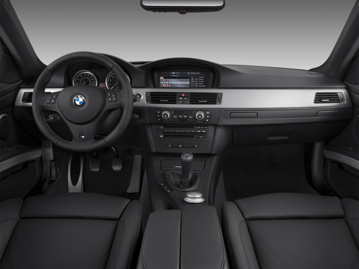 bmw m3-coupe-2012 painel