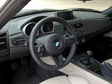 bmw z4-m-coupe-32-2008 painel