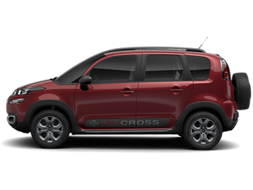 citroen citroen-aircross-shine-16-at-2018 lateral