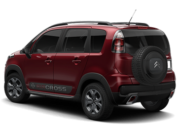 citroen citroen-aircross-shine-16-at-2018 traseira