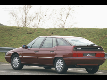 citroen xm-exclusive-30-24v-v6-2000 traseira