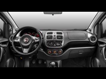 fiat grand-siena-essence-dualogic-16-flex-2018 painel